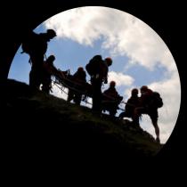 torcia alpini